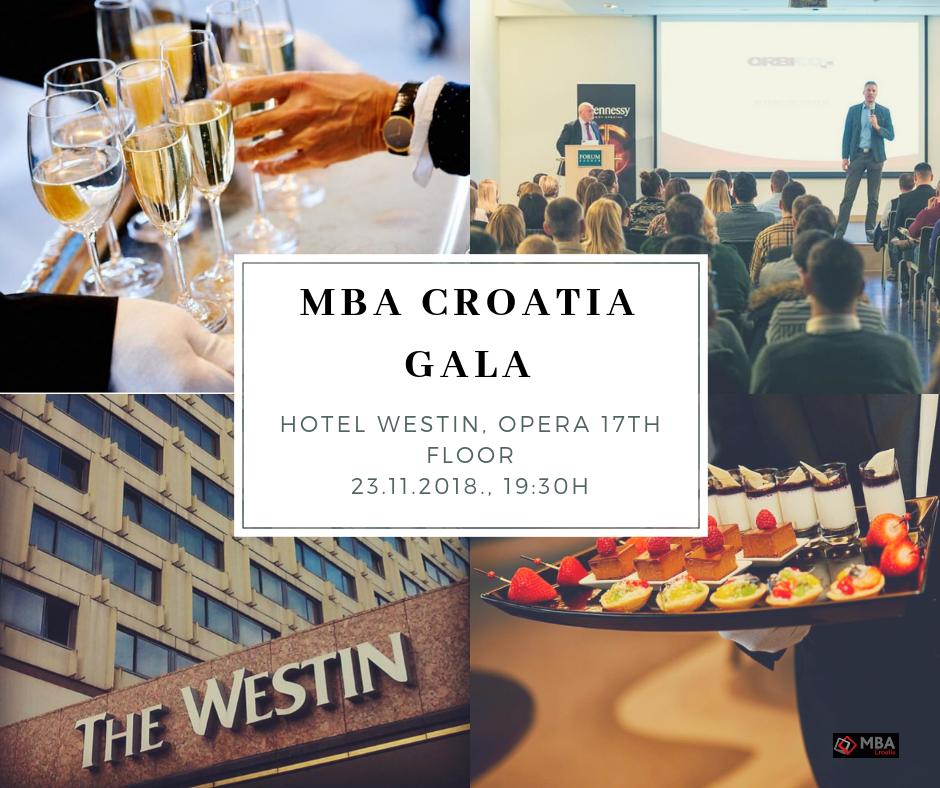 MBA Croatia Gala